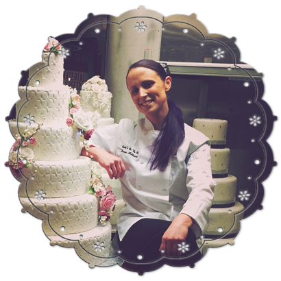 Dana Borzomati Custom Cake Designer