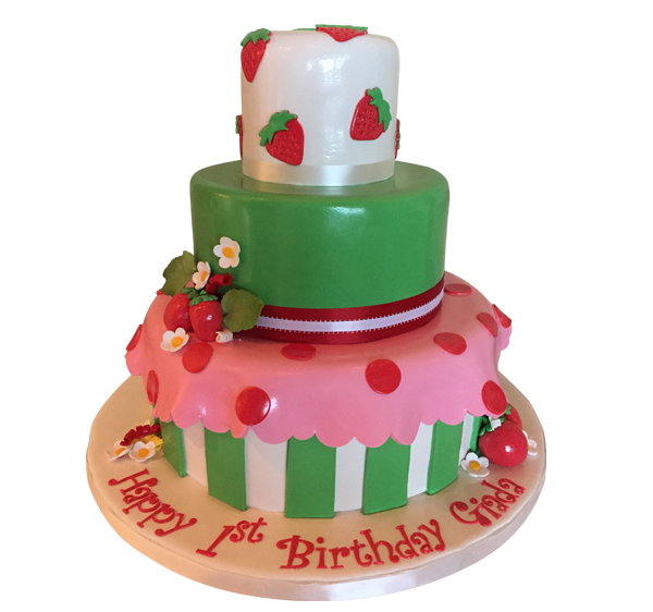 Custom Children's Cakes